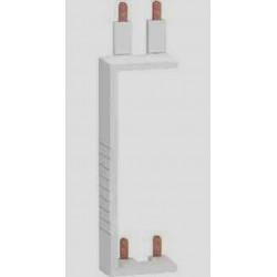 Peigne vertical pour interrupteur différentiel  xp 2P 25 à 63A - Schneider R9PXV