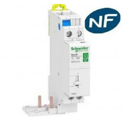 Télérupteur 2no - 16A  - resi9 - xp -  Schneider R9PCL216