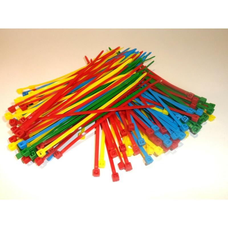 Colliers de serrage Rilsan Polyamide Incolore 500 mm x 4,8 mm lot de 50 pièces