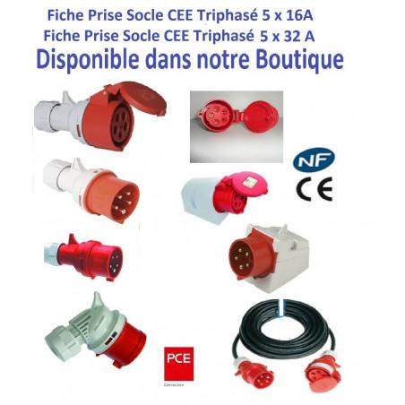 Hager SFT440 Inverseur de source Triphasé 40A