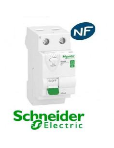 Schneider R9ECL610 télérupteur embrochable XE 1P+N 10A Combiné Disjoncteur